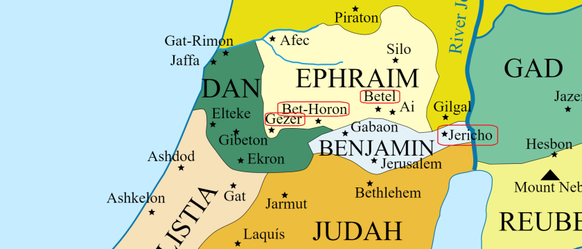 tribe-of-ephraim