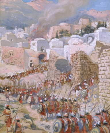 The Taking of Jericho
