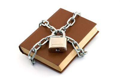 sealed book